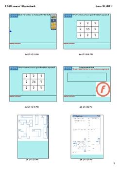 Everyday Math Grade 2 Lesson 1.8