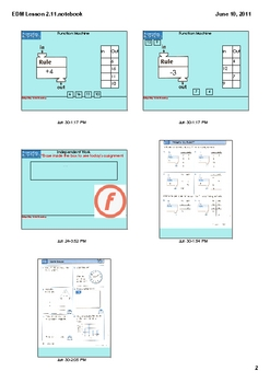 Everyday Math Grade 2 Lesson 2.11