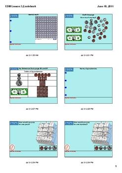 Everyday Math Grade 2 Lesson 3.2