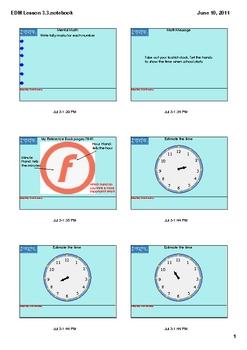 Everyday Math Grade 2 Lesson 3.3