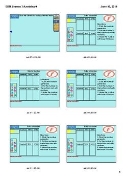 Everyday Math Grade 2 Lesson 3.4