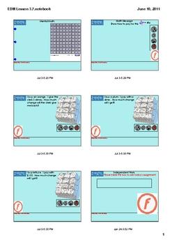Everyday Math Grade 2 Lesson 3.7