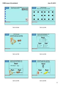 Everyday Math Grade 2 Lesson 4.2