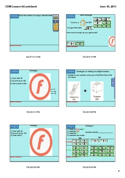 Everyday Math Grade 2 Lesson 4.6