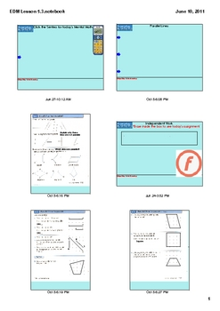 Everyday Math Grade 2 Lesson 5.3