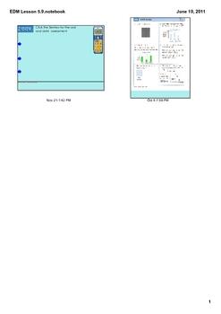 Everyday Math Grade 2 Lesson 5.9