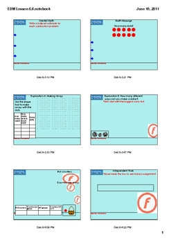 Everyday Math Grade 2 Lesson 6.6