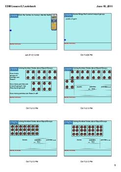 Everyday Math Grade 2 Lesson 6.7