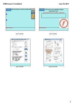 Everyday Math Grade 2 Lesson 7.3