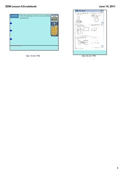 Everyday Math Grade 2 Lesson 8.8
