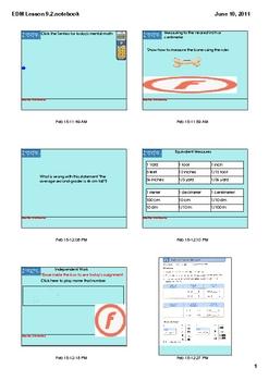 Everyday Math Grade 2 Lesson 9.2