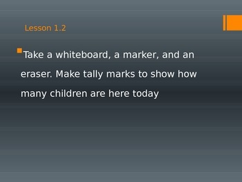 Everyday Math Grade 2 Unit 1 Math Messages
