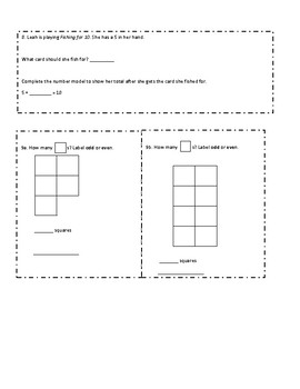 Everyday Math Grade 2 Unit 1 Review
