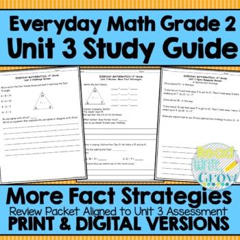 third grade place value study guide