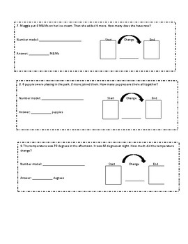 Everyday Math Grade 2 Unit 5 Review