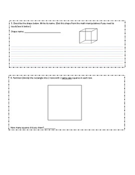 Everyday Math Grade 2 Unit 8 Review