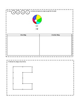 Everyday Math Grade 2 Unit 9 Review