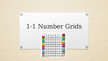 Everyday Math Grade 3 1.1 (number grids)