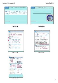 Everyday Math Grade 3 - Lesson 1.12