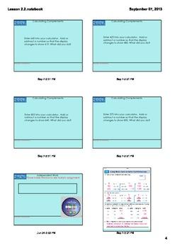 Everyday Math Grade 3 - Lesson 2.2