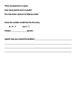 Everyday Math Grade 3 Unit 2 Study Guide EM4