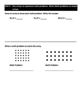 Everyday Math Grade 3 Unit 3 Study Guide EM4