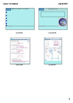 Everyday Math Grade 4 Lesson 1.2