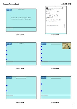 Everyday Math Grade 4 - Lesson 1.4