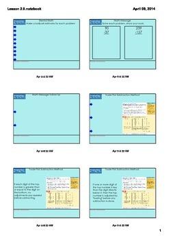 Everyday Math Grade 4 - Lesson 2.9