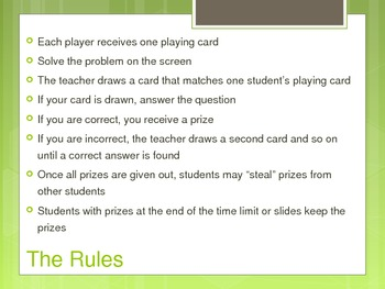 Everyday Math Grade 4 Unit 2 Review Unfair Game