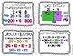 Everyday Math: Grade 4-Unit 4 {Vocabulary Word Wall}