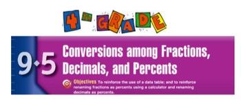 Everyday Math Grade 4 Unit 9 Lesson 5 2