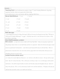 Everyday Math Grade 5 - Unit 1 Lesson Plans