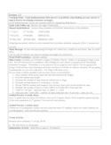 Everyday Math Grade 5 - Unit 2 Lesson Plans