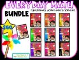 Everyday Math Bundle - 1st Grade - 4th Ed - Supplemental w