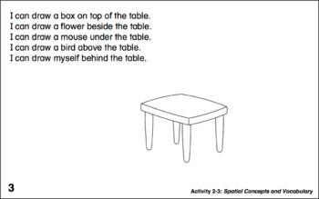 Everyday Math Journal (Kindergarten): Section 2