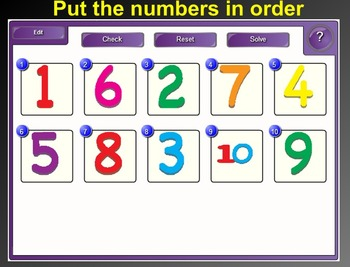 Everyday Math Kindergarten 1.12 Give the Next Number