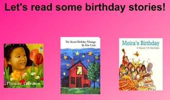 Everyday Math Kindergarten 1.8 Birthday Graphs