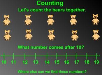 Everyday Math Kindergarten 2.10 Tricky Teens