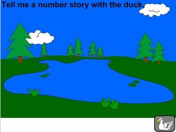 Everyday Math Kindergarten 2.14 Number Stories: Stage 1
