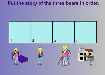 Everyday Math Kindergarten 5.1 Order of Daily Event