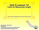 Everyday Math Kindergarten 5.12 Tools for Measuring Length