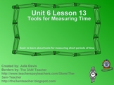 Everyday Math Kindergarten 6.13 Tools for Measuring Time