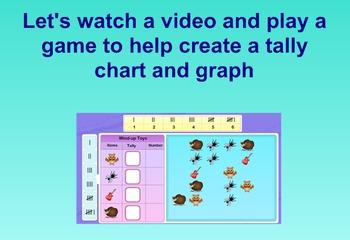 Everyday Math Kindergarten 6.5 Surveys and Graphs
