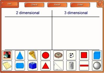 Everyday Math Kindergarten 6.6 I Spy with Shapes