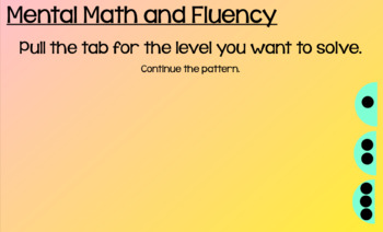 Everyday Math Lesson 1-1: Numbers All Around