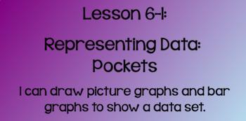 Everyday Math Lesson 6-1: Representing Data: Pockets