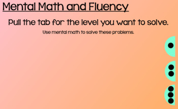 Everyday Math Lesson 7-2: Four or More Addends, Day 1