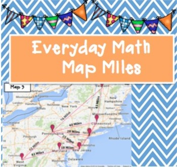Mapping Miles