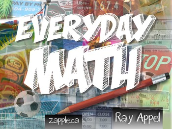Everyday Math Picture Book